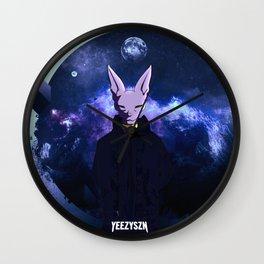 YZY SZN Wall Clock
