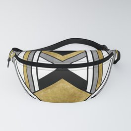 Up and Away - Art Deco Spaceman Fanny Pack
