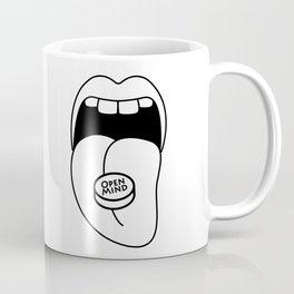 open mind pill Coffee Mug