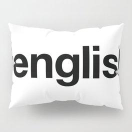 ENGLAND Pillow Sham