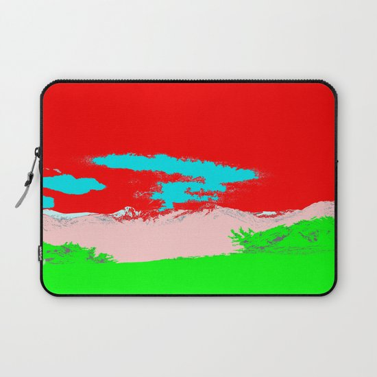 Ice Cream Mountain Laptop Sleeve