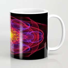 Silkweave / Neon Sigil 1 Coffee Mug
