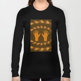 The ASL Marquetry - (ASL Marquetry Series) Long Sleeve T-shirt