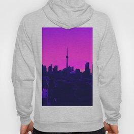 Vaporwave City Hoody