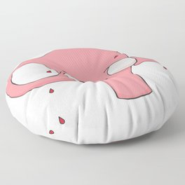 Don't Ovary Act Floor Pillow