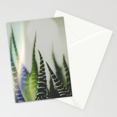 A Little Light Leak Never Hurt A Zebra Stationery Cards