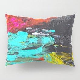 Paint t black VI Pillow Sham