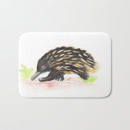 The Wondering Echidna Bath Mat
