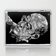 Hunter S Thompson Laptop & iPad Skin