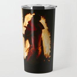 Ring of fire Travel Mug