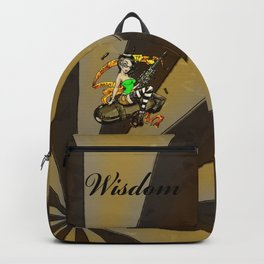 Lil Miss Atom Bomb Backpack