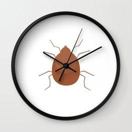 Small mite Wall Clock