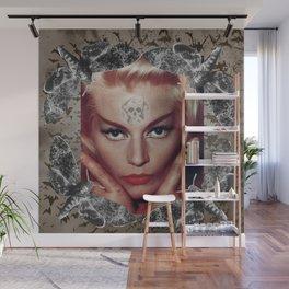 Spooky Witch - Femme Fatale - Anita Ekberg Wall Mural