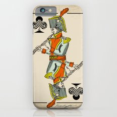 musical poker / Baroque oboe Slim Case iPhone 6