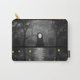 No Face Spirited Away Carry-All Pouch