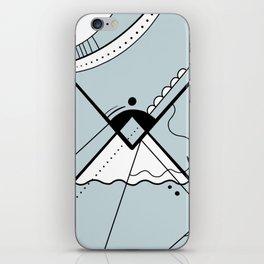 Upside iPhone Skin