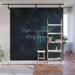 Stars eternal Wall Mural