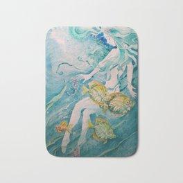 Fathom Mermaid Bath Mat