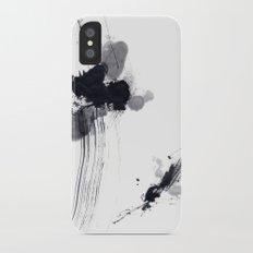 dissolved in ice iPhone X Slim Case