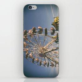 Wheel Ferris iPhone Skin