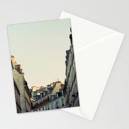 Pastel Paris Stationery Cards