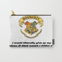 Anything FOR Hogwarts Carry-All Pouch