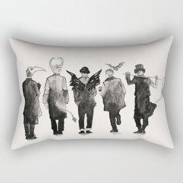 shinee [ the deathbringers ] Rectangular Pillow
