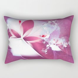 Flying Without Wings Rectangular Pillow