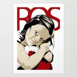 Roslyn Art Print