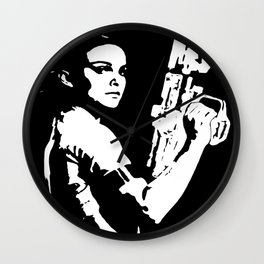 I Know There's Good In Him Wall Clock