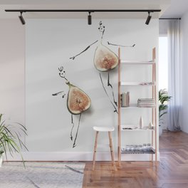 Edible Ensembles: Fig Wall Mural