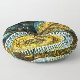 Serpentine Belt and Friends Floor Pillow