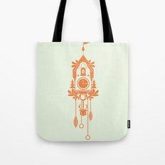 Cuckoo Clock Tote Bag