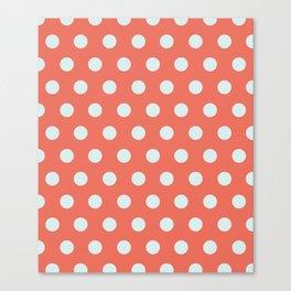 Dots collection IIII Canvas Print