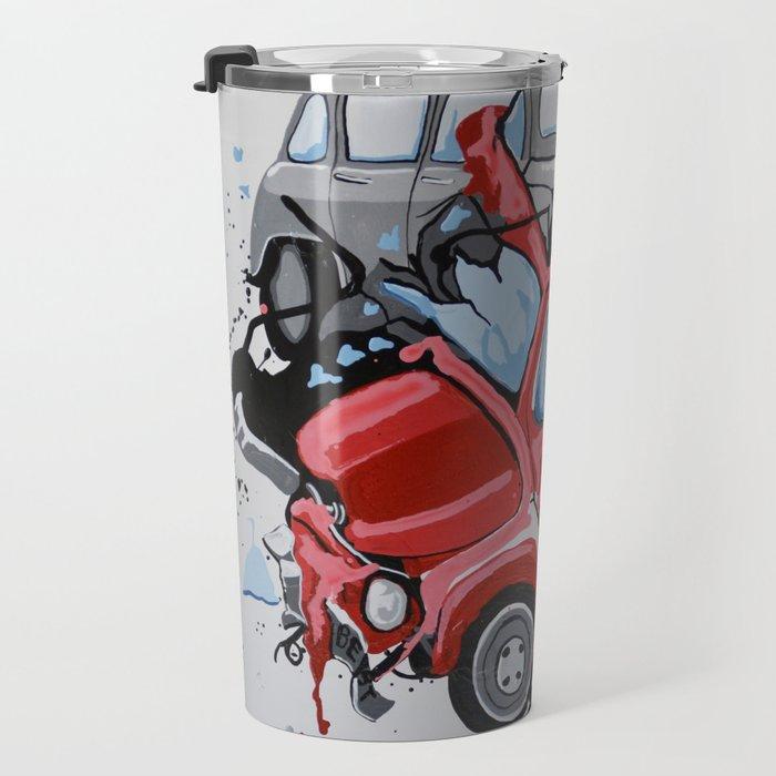 Carsharing Travel Mug