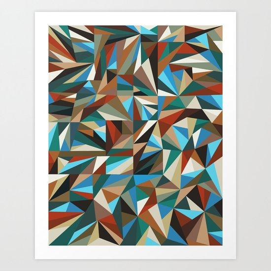 TRINCA Art Print