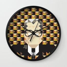 The Ringmaster Wall Clock