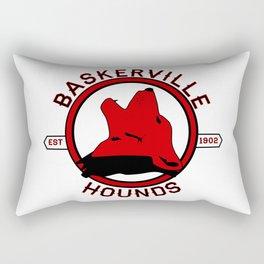 Baskerville Hounds Rectangular Pillow