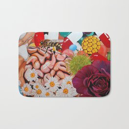 Pollinate Bath Mat