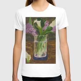 Mother's Day Lilies T-shirt