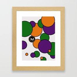 In My Bubble Framed Art Print