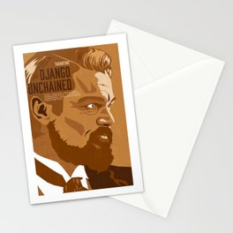 Quentin Tarantino's Plot Movers :: Django Unchained Stationery Cards