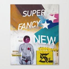 Super fancy new Canvas Print