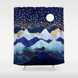 Firefly Stars Shower Curtain