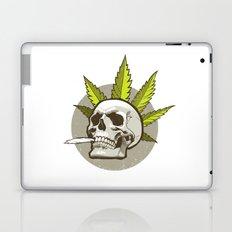 High Skull Laptop & iPad Skin