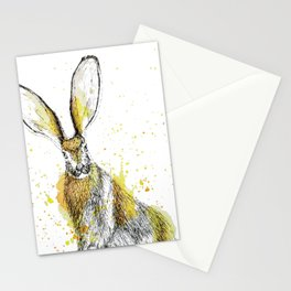 Jack Rabbit II Stationery Cards