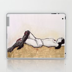 HOMMAGE A SCHIELE II Laptop & iPad Skin