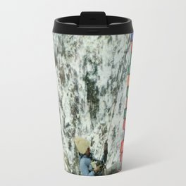 Great Outdoors 2600  - Vintage Collage Travel Mug