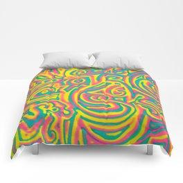 swirvled Comforters