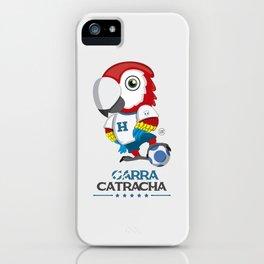 Garra Catracha iPhone Case